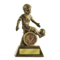 Little Tykes Male Soccer Gold 125mm