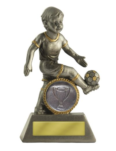 Little Tykes Male Soccer Silver 125mm