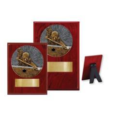 Billiards Wood Plaque - 2 Sizes