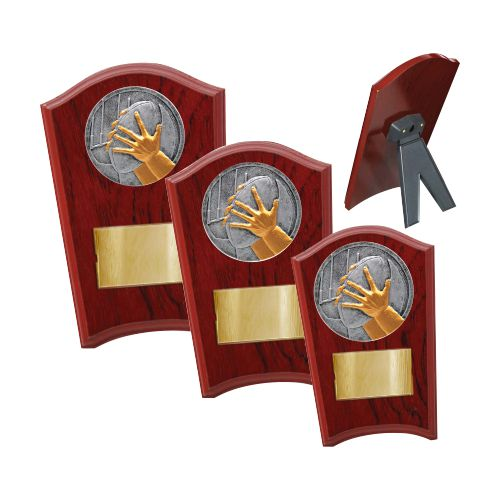 AFL Wood Plaque Curved - 3 Sizes