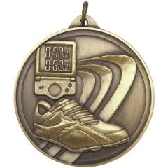 Embossed Athletics Medal