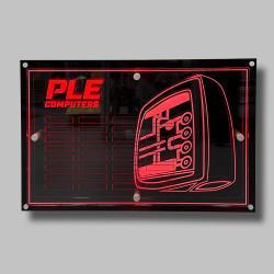 Luminescence LED Acrylic Honour Board