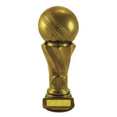 Gold Ceramic Cricket Ball Stand 265mm