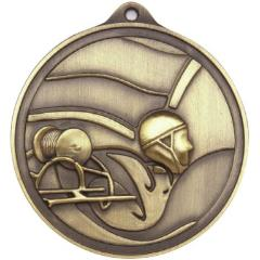 Embossed Surf Lifesaving Medal50mm