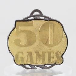 Vortex Series 50 Games Medal 55mm