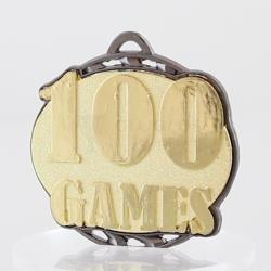 Vortex Series 100 Games Medal 55mm