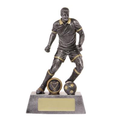 Soccer Action Hero Male 140mm