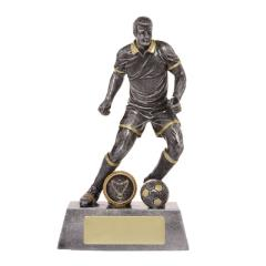 Soccer Action Hero Male 140mm
