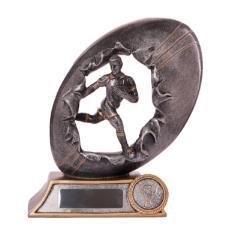 Rugby Break-Thru Silver 200mm