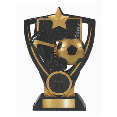Soccer Shield 165mm