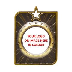 Frame Personalised Medal 50mm