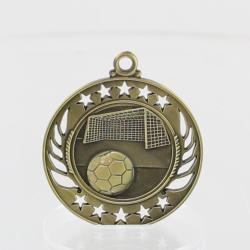 Galaxy Soccer Medal 60mm