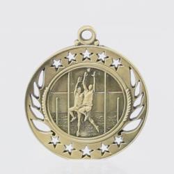 Galaxy AFL Medal 60mm