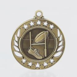 Galaxy Rugby Medal 60mm