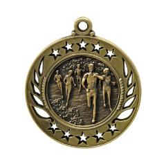 Galaxy Cross Country Medal 60mm
