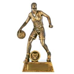 All Action Basketball Female 140mm