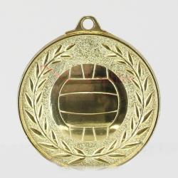 Wreath Series Netball Medal 50mm