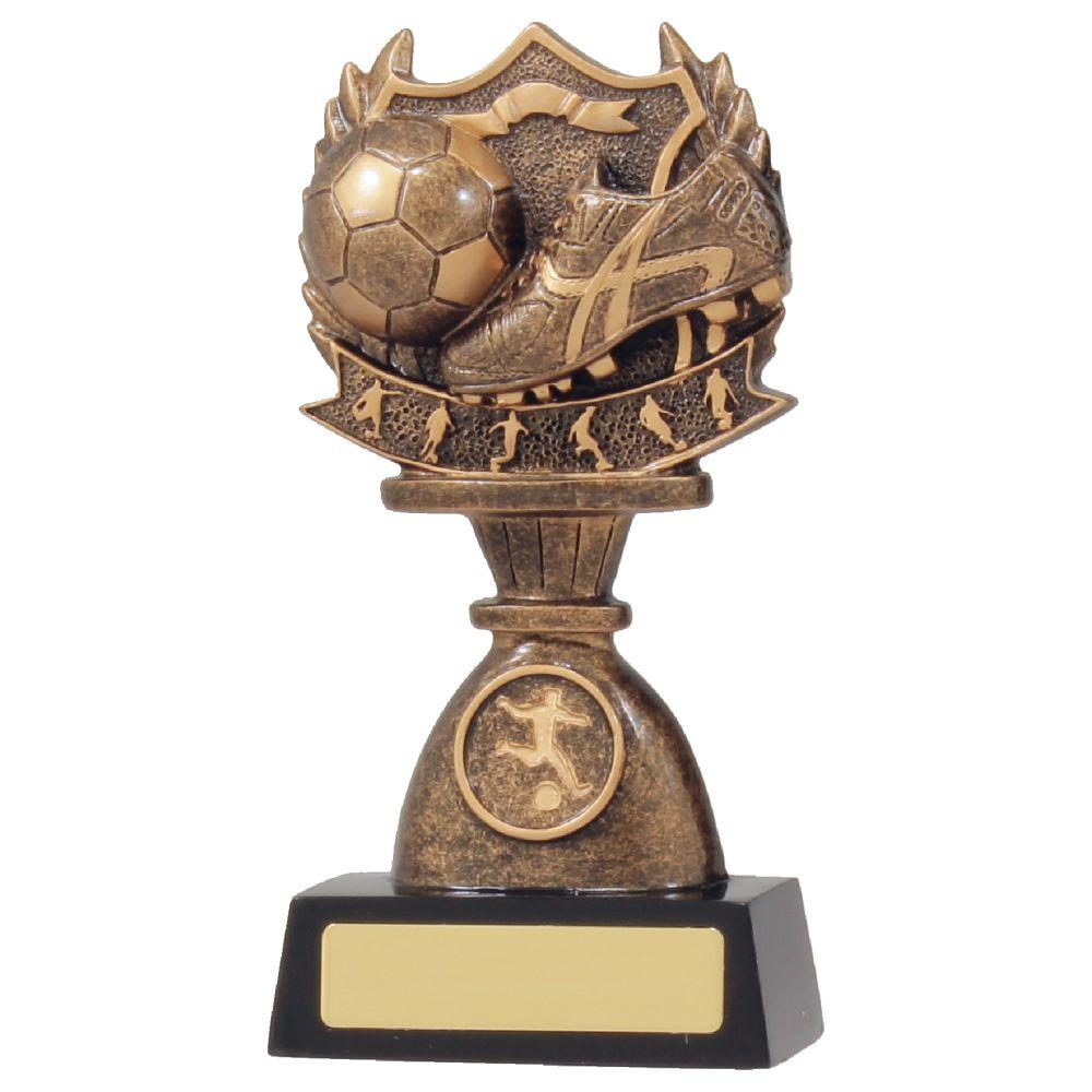 Soccer Crest 130mm