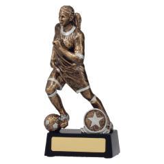 Female Soccer Champ 130mm