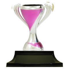 Cobra Cup Pink 125mm