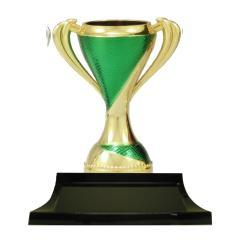 Cobra Cup Green 125mm