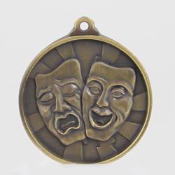 Lightning Series Drama Medal 55mm
