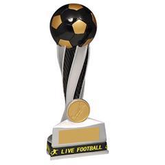 Trophy Band Soccer Spiral 180mm