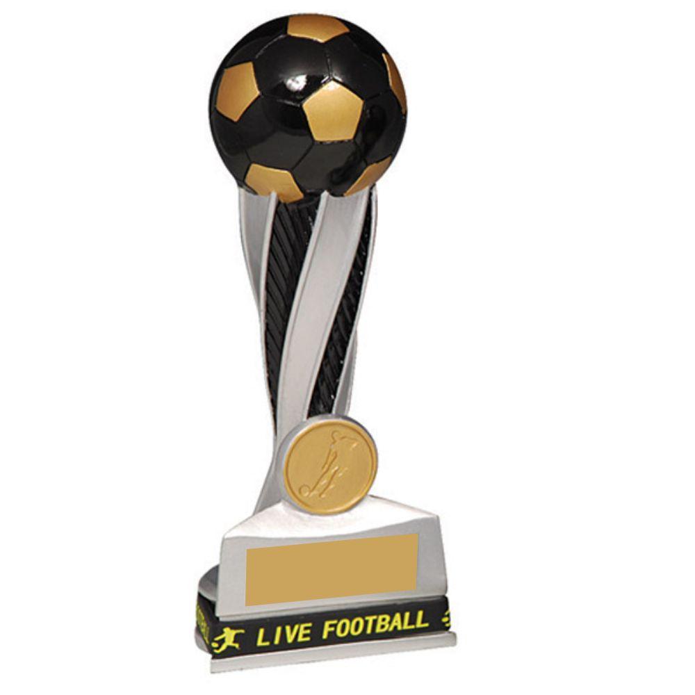 Trophy Band Soccer Spiral 195mm