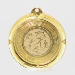Deluxe Athletics Medal 50mm