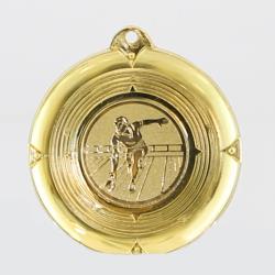 Deluxe Tenpin Male Medal 50mm