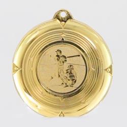 Deluxe Baseball Medal 50mm