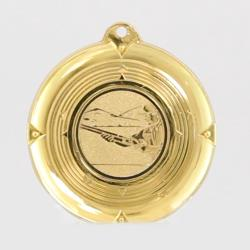 Deluxe Trap Shooting Medal 50mm