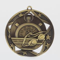Stellar Swimming Medal 70mm