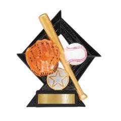 Baseball Diamond 120mm