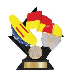 Surf Lifesaving Diamond 120mm