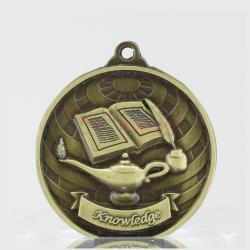 Global Knowledge Medal 50mm Gold