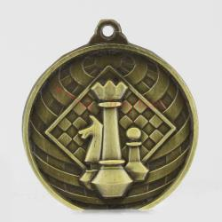 Global Chess Medal 50mm