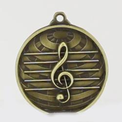 Global Music Medal 50mm