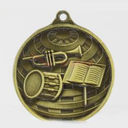 Global Band Medal 50mm