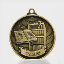 Global Reading Medal 50mm