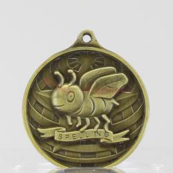 Global Spelling Medal 50mm