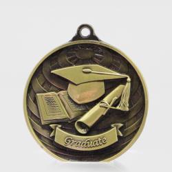 Global Graduate Medal 50mm