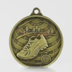 Global Cross Country Medal 50mm