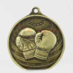 Global Boxing Medal 50mm
