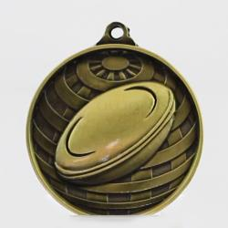 Global Rugby Medal 50mm Gold