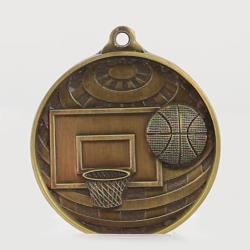 Global Basketball Medal 50mm