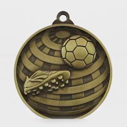 Global Soccer Medal 50mm