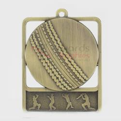 Silhouette Series Cricket 60mm Gold