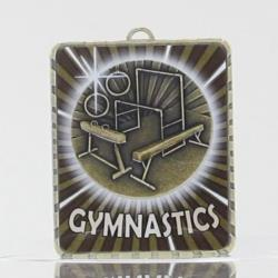 Lynx Medal Gymnastics 75mm