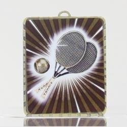 Lynx Medal Tennis 75mm